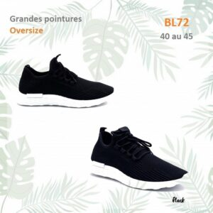 Low mesh trainers (big size 40 to 45) BL72