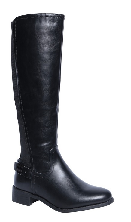Boots with buckle detail WB25